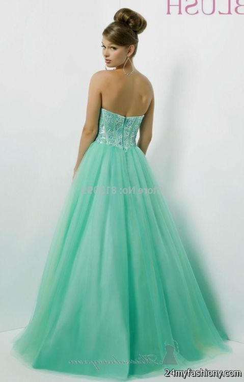 mint green prom dresses 20162017 b2b fashion
