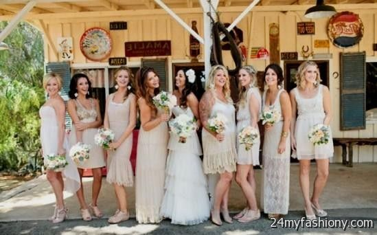 You Can Share These Mismatched Neutral Bridesmaid Dresses On Facebook Stumble Upon My E Linked In Google Plus Twitter And All Social Networking