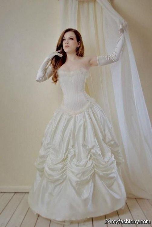 Elegant Modern Victorian Dress 2014 For Women