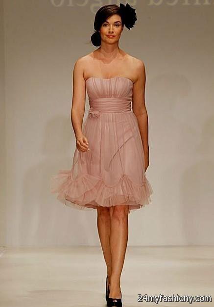 modern vintage bridesmaid dresses dress home