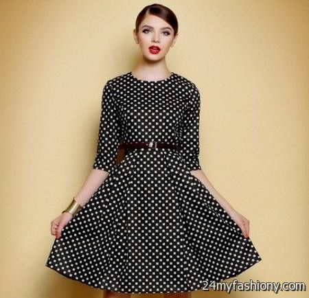 Modern vintage clothing for women