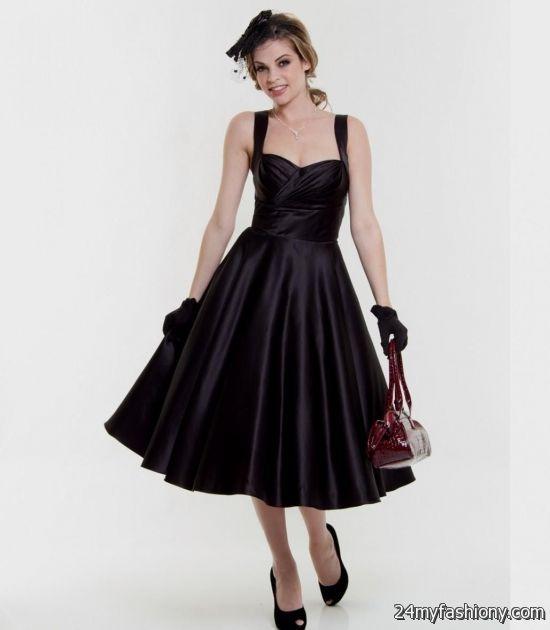 modern vintage dresses black 20162017 b2b fashion