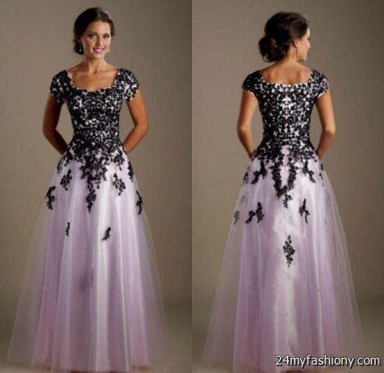 Inexpensive Modest Prom Dresses