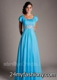 You can share these modest prom dresses lds coral on facebook stumble