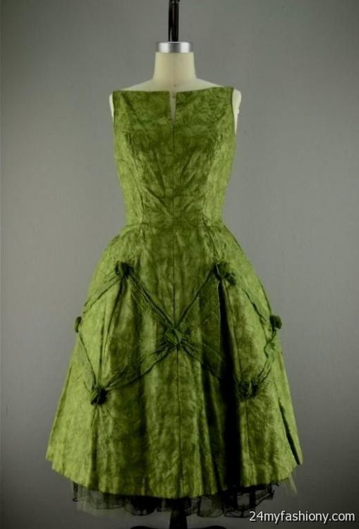 Moss Green Prom Dresses - Cheap Party Dresses