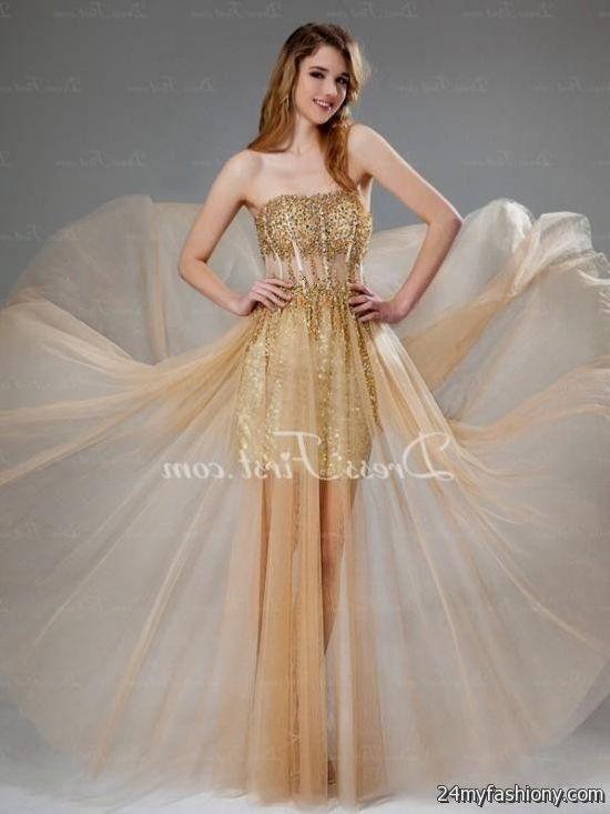 most beautiful prom dress looks | B2B Fashion