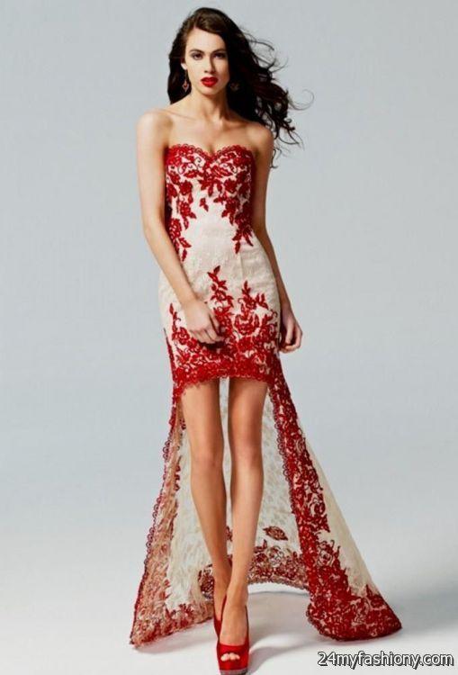 Most Beautiful Evening Dresses