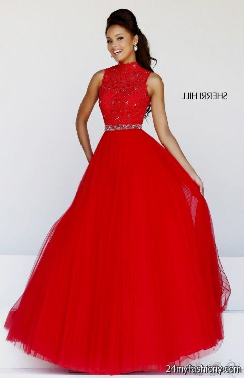 The Most Pretty Prom Dresses