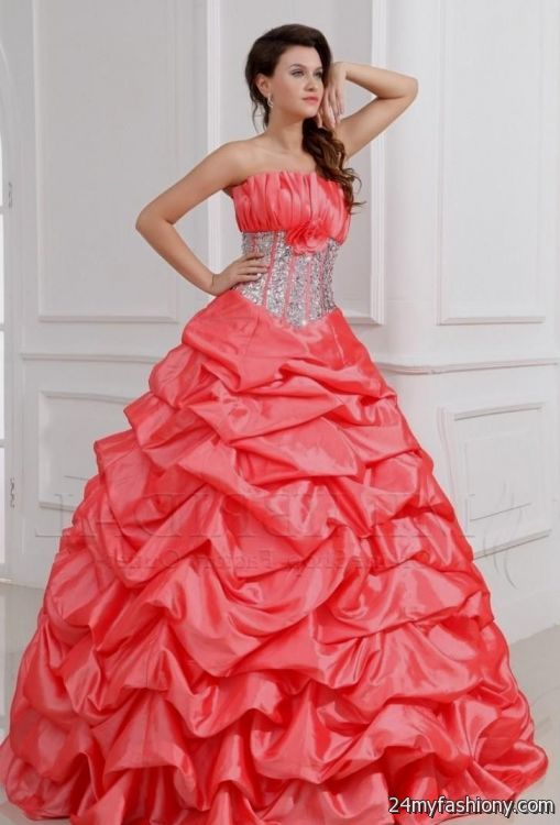 Most beautiful red prom dresses in the world 2016-2017 ...