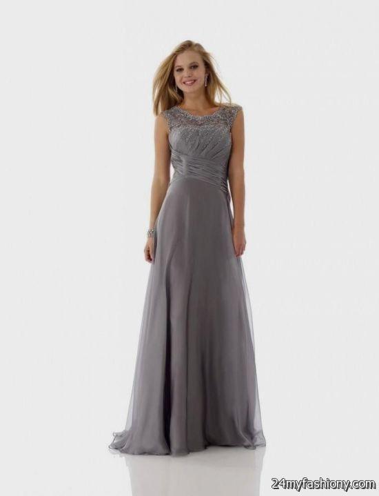 Grey Midi Dress photos