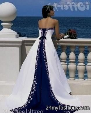Affordable Junior Prom Graduation Plus Size Formal Dresses You Can Share These Navy Blue And White Wedding