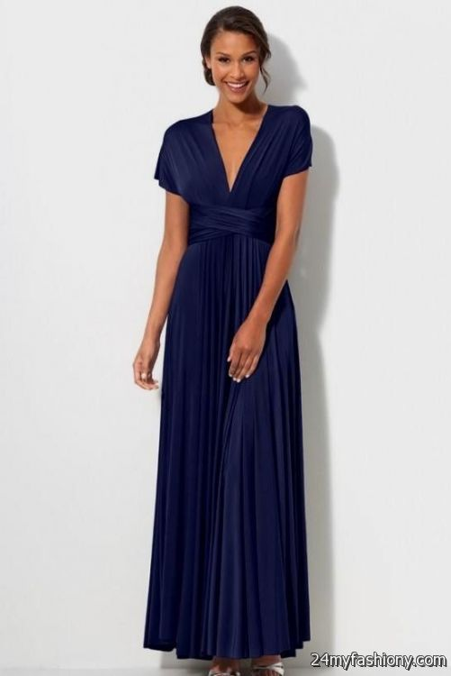 You Can Share These Navy Blue Bridesmaid Dress With Sleeves On Facebook Stumble Upon My E Linked In Google Plus Twitter And All Social