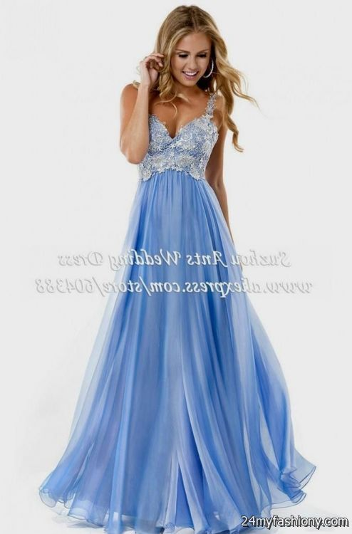 navy blue prom dress with straps 2016-2017 | B2B Fashion