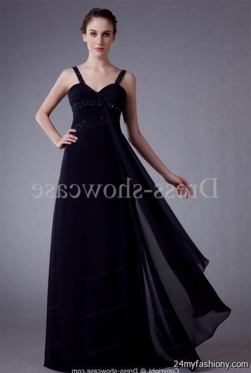 Navy Military Ball Dresses - Missy Dress
