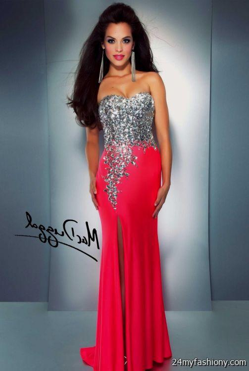 Neon Prom Dresses - Ocodea.com