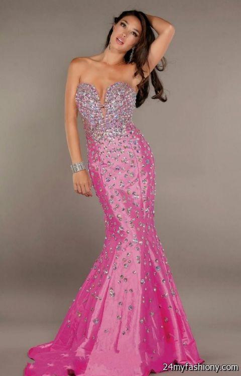 Neon Pink Prom Dresses - Prom Dresses 2018