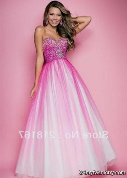 Outstanding Dark Pink Prom Dresses Images - Wedding Plan Ideas ...