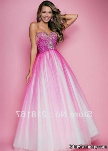 neon purple prom dress 20162017 b2b fashion