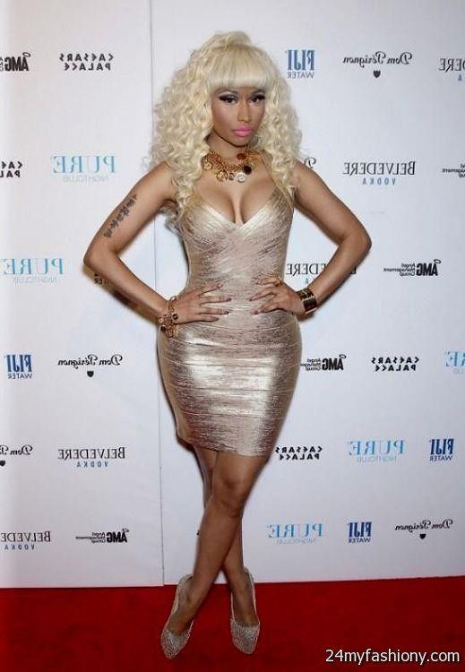 Nicki Minaj Dresses Looks B2b Fashion