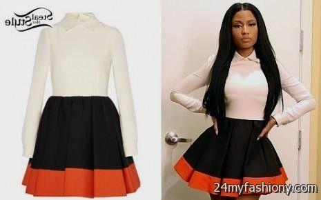 Nicki minaj casual outfits