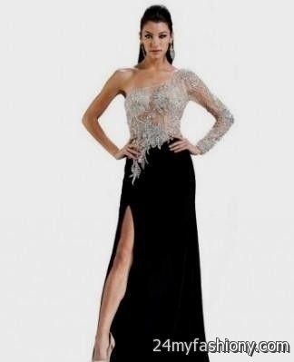 one sleeve prom dresses 2016-2017 » B2B Fashion