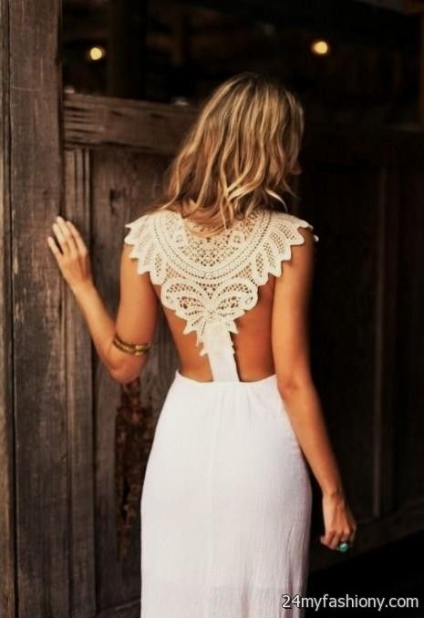 Open Back Dresses Tumblr