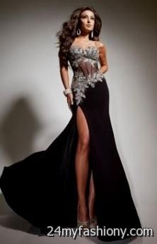 over the top prom dresses looks | B2B Fashion