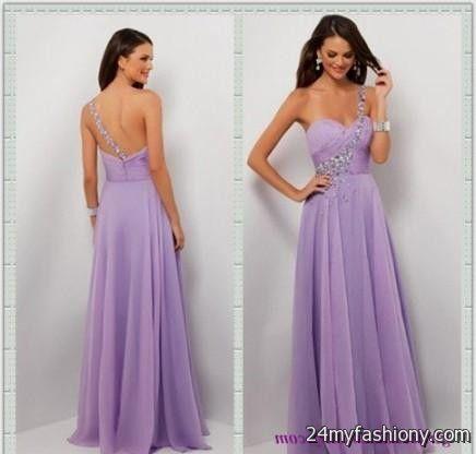 pastel purple prom dresses 2016-2017 » B2B Fashion