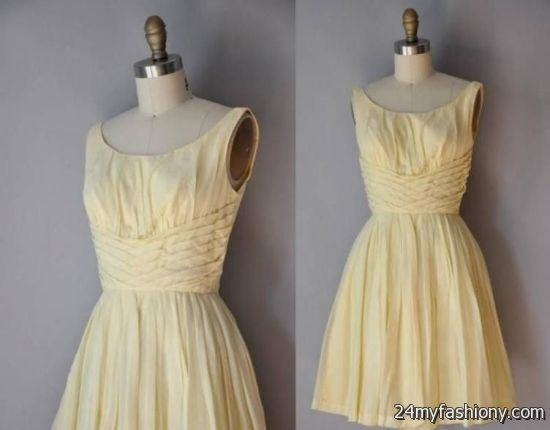 050f259b0da pastel yellow sundress looks