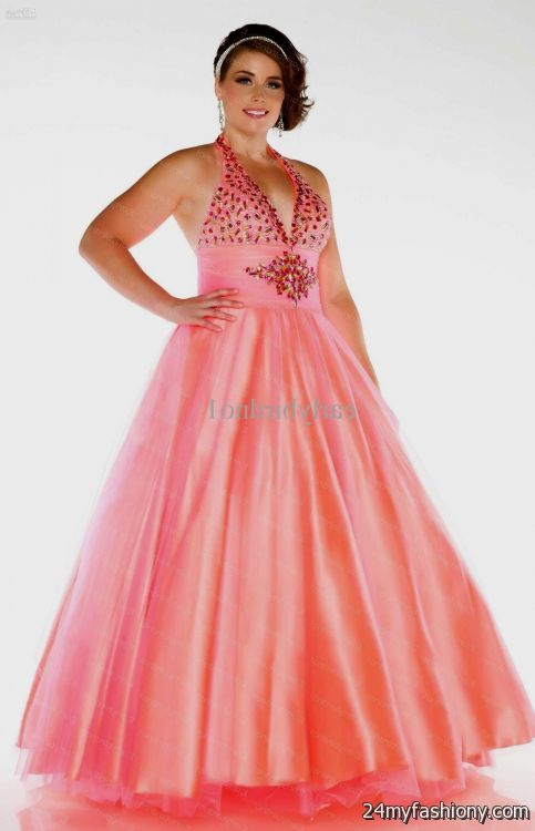 Junior Plus Size Prom Dresses 2017 Boutique Prom Dresses