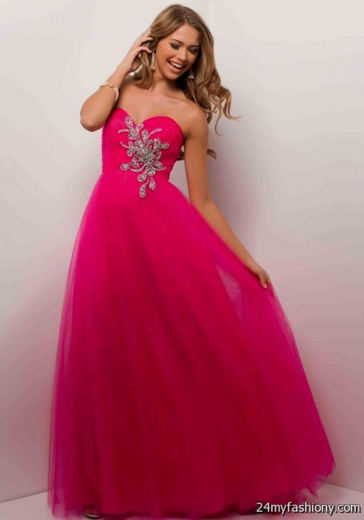 Plus Size Dresses Pink Black - Homecoming Prom Dresses