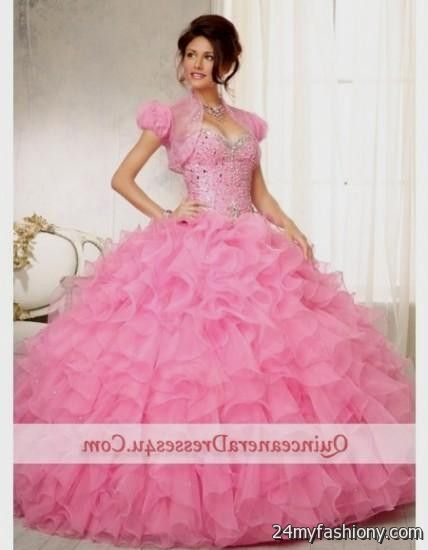 pink and gold quinceanera dresses 2016-2017 » B2B Fashion