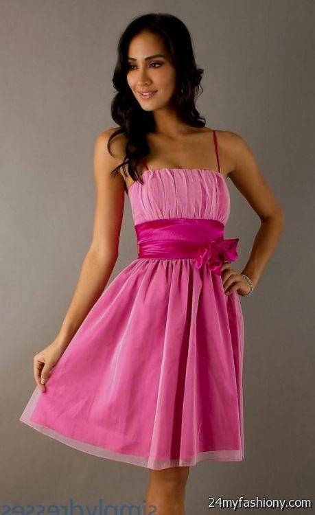 Pink Dresses For Teenage Girls Looks B2b Fashion