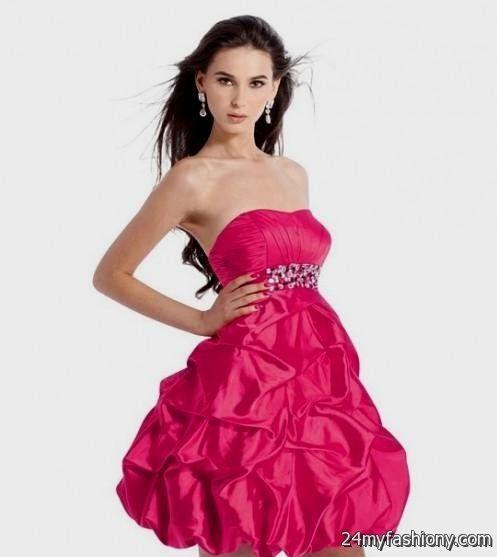 pink formal dresses for juniors 2016-2017 » B2B Fashion
