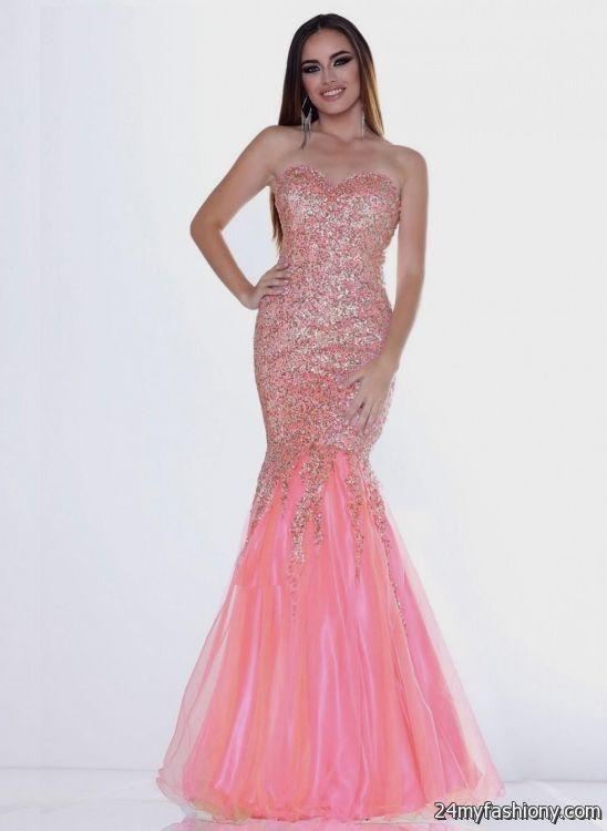 pink mermaid prom dresses 2016-2017 » B2B Fashion
