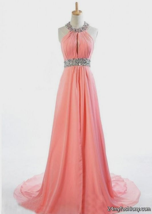 pink prom dresses tumblr 2016-2017 | B2B Fashion