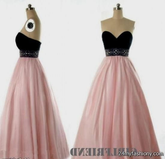Year 12 formal dresses tumblr long pink
