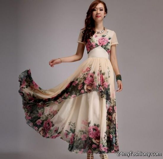 Bohemian Summer Dresses Plus Size - Photo Dress Wallpaper HD ...