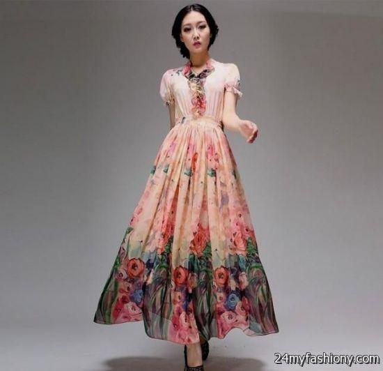 plus size bohemian summer dresses 2016-2017 | B2B Fashion