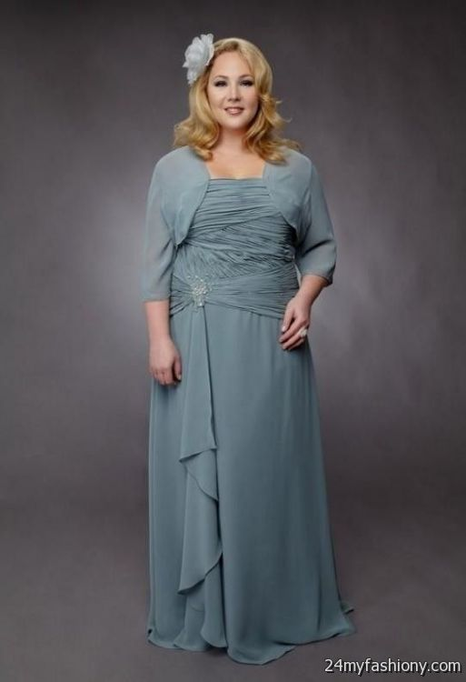 plus size mother of the bride dresses floor length 2016-2017 | B2B ...