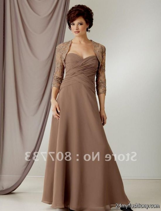 Plus Size Mother Of The Bride Dresses Floor Length 2016 2017 B2b