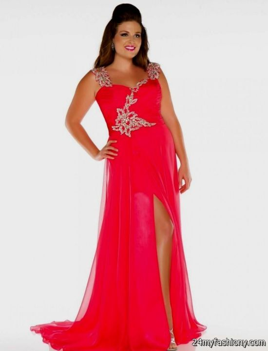 plus size prom dresses with straps - 28 images - 2016 wonderful