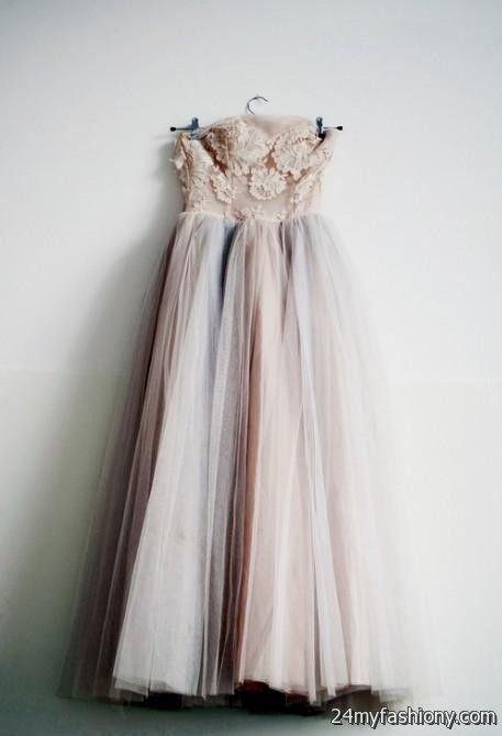 prettiest prom dresses tumblr 2016-2017   B2B Fashion