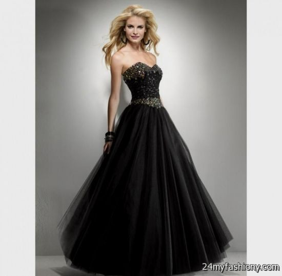 pretty black prom dresses 20162017 b2b fashion
