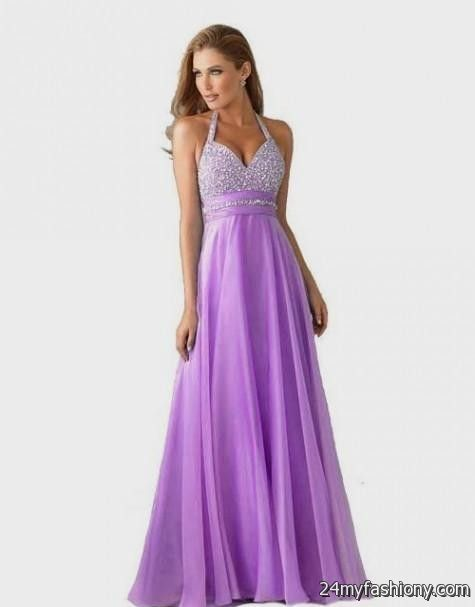 Images of Light Purple Prom Dresses - The Fashions Of Paradise