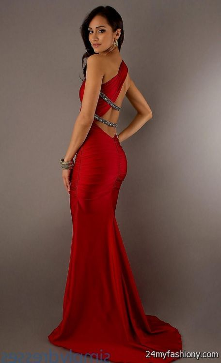 Pretty Red Prom Dresses - Ocodea.com