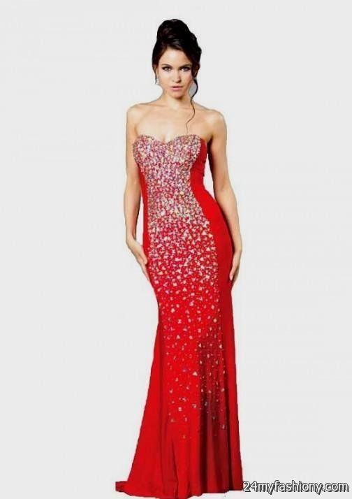 B darlin red dress 80s