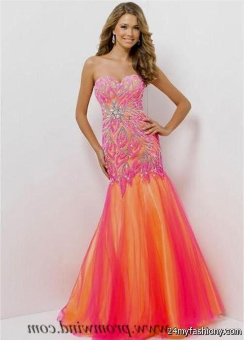 prom dresses pink mermaid 2016-2017 » B2B Fashion
