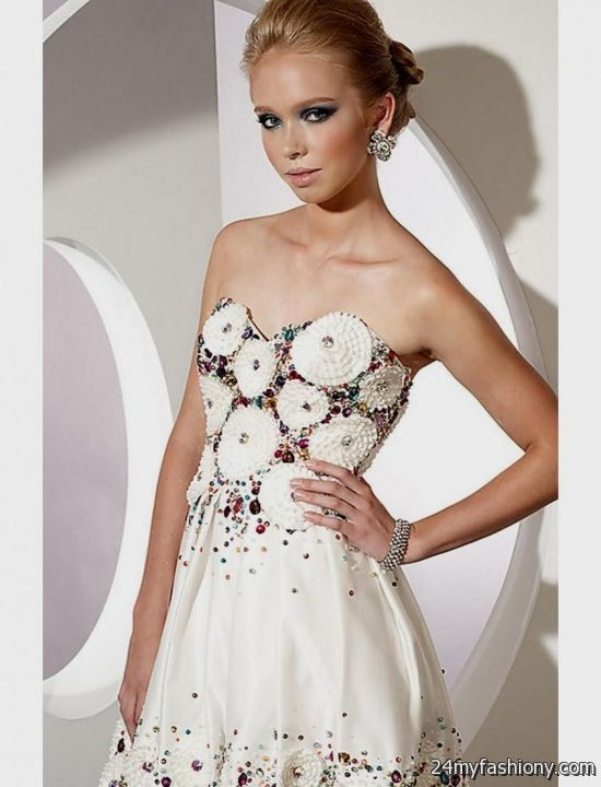Prom Dresses Petite Girls Plus Size Tops