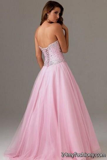 Prom Dresses Lace Up Back 2016 2017 B2b Fashion